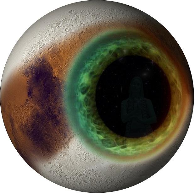 L'œil de Mars